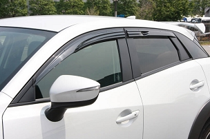 Autoexe Sports Side Visor - Mazda CX-3