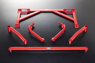 Autoexe Chassis Member Brace Set - Mazda CX-5