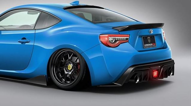 AimGain Sport GT86 (Normal Fender) 4 Piece kit