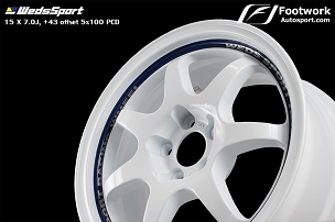 Discontinued WedsSport SA-90 Gravel Spec (Set of 4 Wheels)