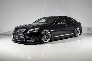 Aimgain LEXUS LS460 · 600H FSPORT - VIPGT TYPE 2 2012-2017 - Full Kit (8pcs)
