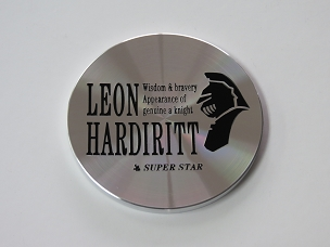 Super Star Leon Hardiritt Center Cap