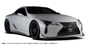 Blitz Aero Speed Side Skirt FRP - Lexus LC500 2017+