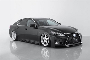 Aimgain Lexus GS450H · 350 · 250 · 300H VIP 2012 - 2015 - Full kit (3pcs W/ Rear Bumper)