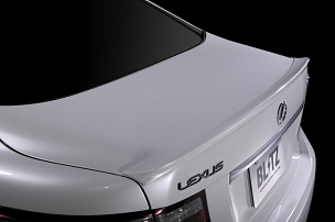 Blitz Aero Speed Rear Trunk Spoiler - Lexus LS460 2006 - 2009