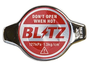 Blitz Radiator Cap - Type 2 Blue