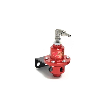 SARD Adjustable Fuel Regulator ( Standard - 8phi Nipple) Orange