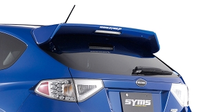 Syms Rear Wing for Impreza GRB / STI
