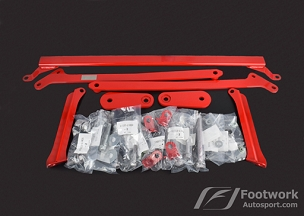TRD Chassis Brace Kit - GT86/FR-S/BRZ