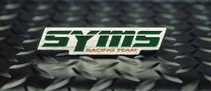 Syms Racing Team Grill Emblem