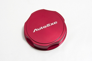 AutoExe Aluminum Brake Reservoir Cap - Mazda Vehicles Only