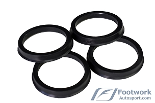 Footwork Hub Centric Rings Set
