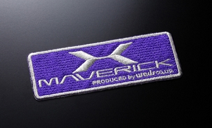 Weds Maverick Team Drivers Patch