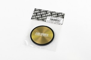 ZeroSport - Billet Coaster - Yellow