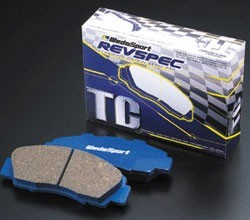 RevSpec TC Brake Pads (Honda S2000 - OEM - 1999 - 2012) Rear Set